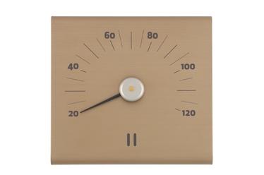 Воздушный термометр Rento Sauna Thermometer Champagne