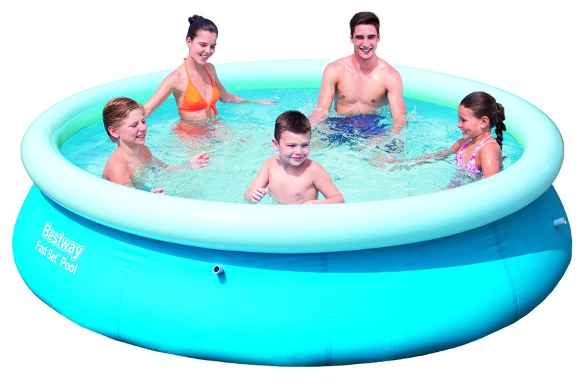 Bassein Bestway 57266 Fast Set Pool 305 x 76cm