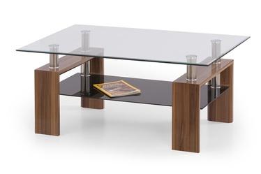 Kavos staliukas Diana Max rudas, 120 x 70 x 50 cm
