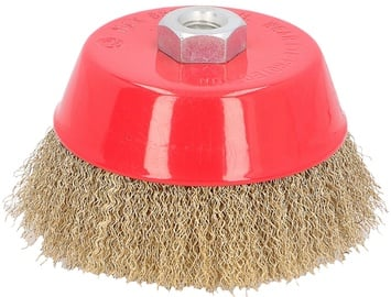 Ega M14 Brass Wire Cup Brush 60mm