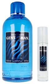 Набор для мужчин Luxana Gentleman 1000 ml EDT + 50 ml EDT