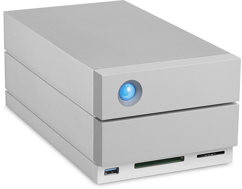 LaCie 2big Dock 16TB Thunderbolt 3 USB 3.1 STGB16000400
