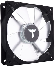Riotoro CrossX FB120 120mm Fan White LED