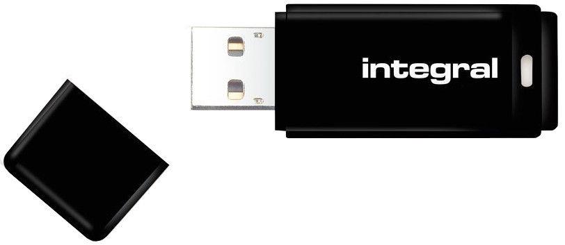 Integral USB Black 64G