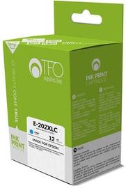 TFO Supplies E-202XLC 12ml Cyan