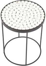 Halmar Naturo 2 Coffee Table Black/White