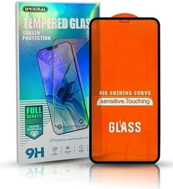 Timy Original Full Face Screen Protector For Apple iPhone XR Black
