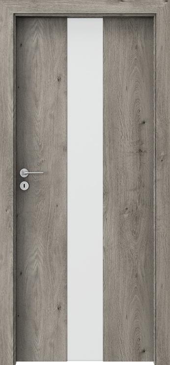 """Durų varčia """"Portafocus 2"""" sibiro ąžuolo 744x2030x40 dešinė"""
