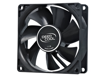 Deepcool Case Fan XFAN 80 Black XDC-XFAN80