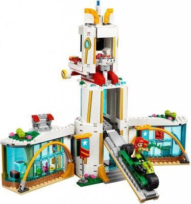Конструктор LEGO DC Super Hero Girls High School 41232, 712 шт.