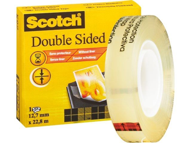 3M Scotch Double Sided