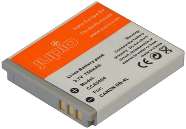 Jupio NB-4L Battery for Canon