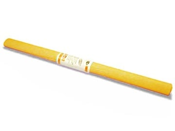 Koh-I-Noor Crepe Paper Dark Yellow 200x50cm