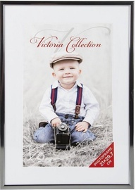 Victoria Collection Photo Frame Aluminium 21x30cm Grey