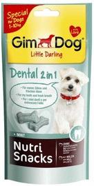 Gimborn Little Darling Nutri Snacks Dental 2in1 Mint 40g