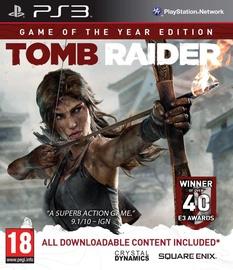 Игра для PlayStation 3 (PS3) Tomb Raider GOTY PS3