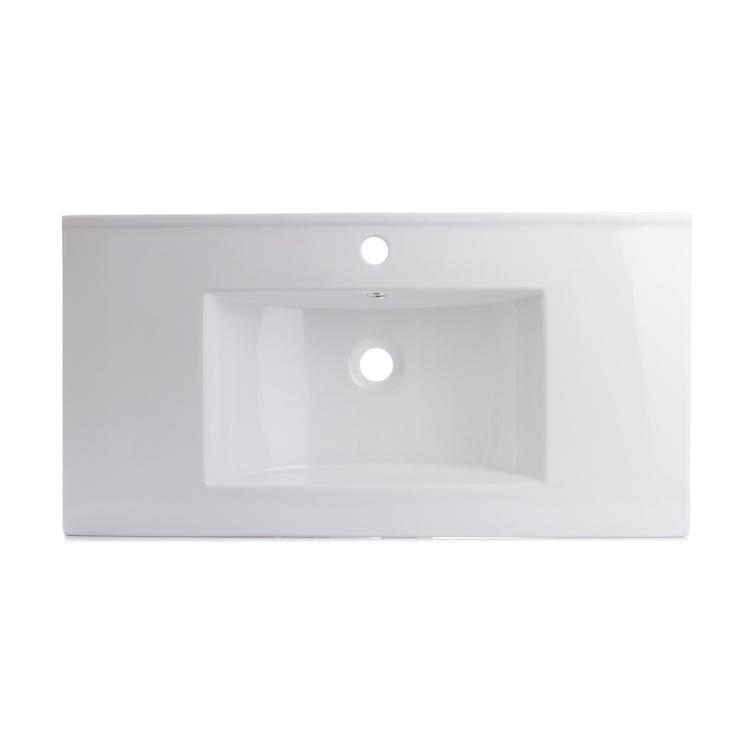 Izlietne Futura ACB7610 90x50x18cm, balta