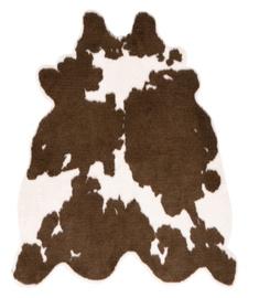 Kilimas 4Living Artificial Cowhide Brown, 90x75 cm