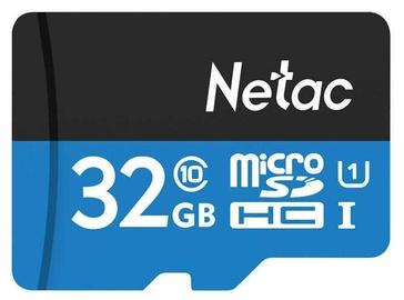 Карта памяти Netac UHS-I/W/A NT02P500STN-032G-R, 32 GB