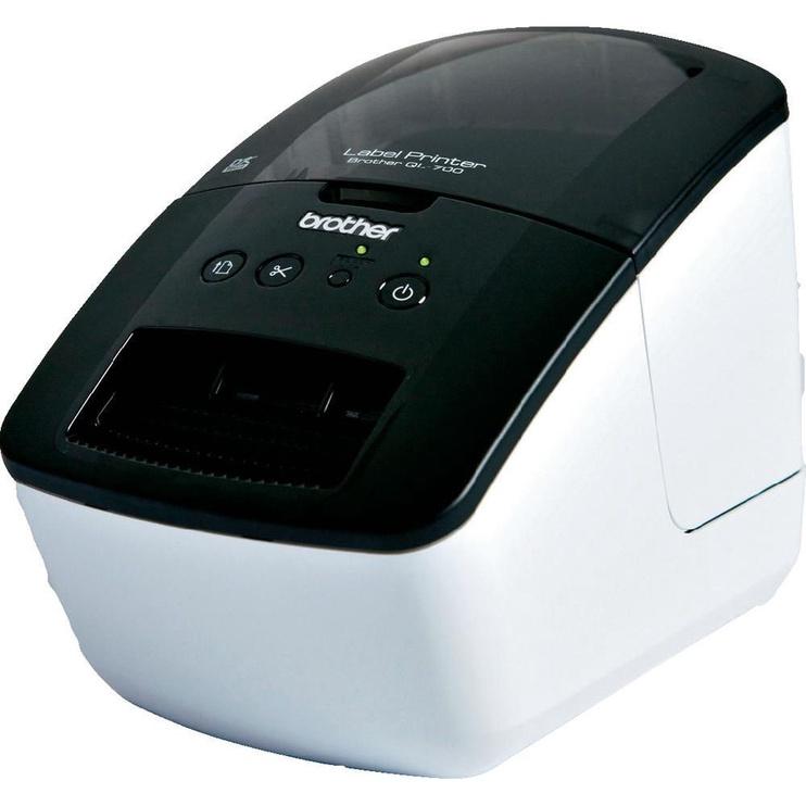 Принтер этикеток Brother QL-700, 1120 г