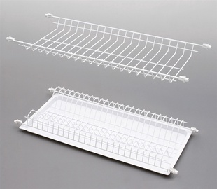 Rejs Dish Dryer Rack White 468x275mm