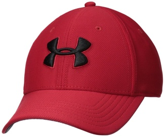 Under Armour Cap Men's Blitzing 3.0 1305036-600 Red M/L
