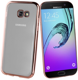 Muvit Coque Bling Cover For Samsung Galaxy A3 A320 Rose Gold