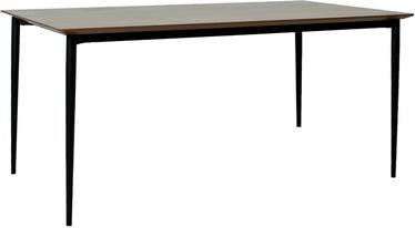 Home4you Delano Table 160x90x75cm Oak