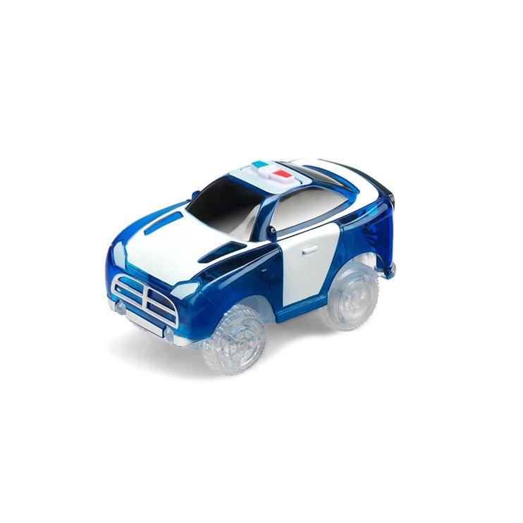 Žaislinė policijos mašinėlė Magic Tracks