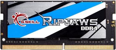 Operatīvā atmiņa (RAM) G.SKILL RipJaws F4-3200C22S-8GRS DDR4 (SO-DIMM) 8 GB