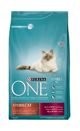 Purina ONE Sterilcat with Beef 1.5kg