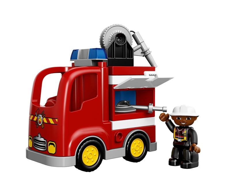Конструктор LEGO Duplo Fire Truck 10592 10592, 26 шт.