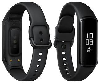 Išmanioji apyrankė Samsung Galaxy Fit E black, juodos spalvos