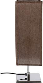 Home4you Jonas Lamp H45cm Brown