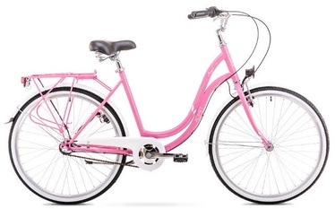 "Romet Angel 3 26"" 19'' Pink/White 2020"