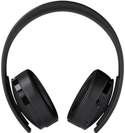 Sony Playstation Gold Wireless Headset Black