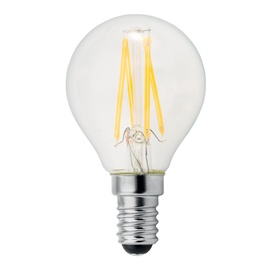 SPULDZE LED FILAMENT BURB 4W E14 827 CL (GE)
