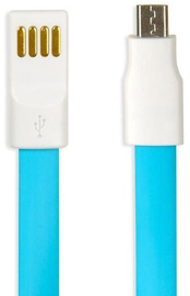 iBOX Cable USB to USB - micro Blue 1m