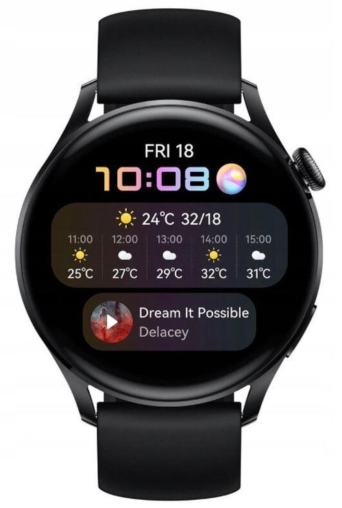 Nutikell Huawei Watch 3, must