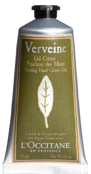 Rankų kremas L´Occitane Verbena Cooling Gel, 75 ml