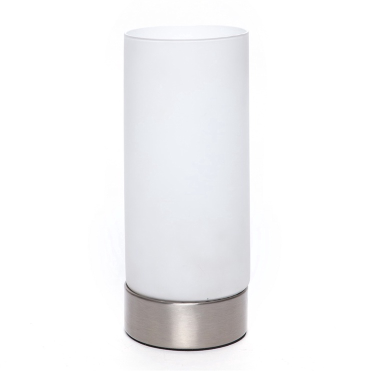 Galda lampa EasyLink 5950011-18 Chrom 40W E27