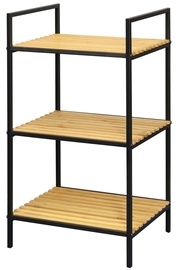 Halmar Storage Shelf REG11 Black/Natural