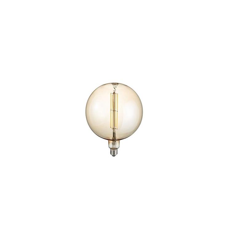LED Spuldze Globe 8W 2700k 560lm DIM E27