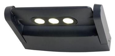 Gaismeklis Lutec 6144S-1 Cree LED 9W IP65