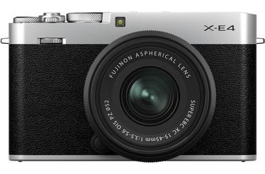 Süsteemne fotoaparaat Fujifilm X-E4
