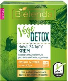 Näokreem Bielenda Vege Detox Moisturizing Face Cream With Broccoli, 50 ml
