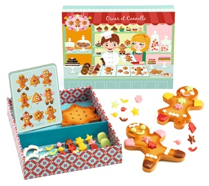 Djeco Role Play Oscar And Cannelle Gingerbread Set DJ06516