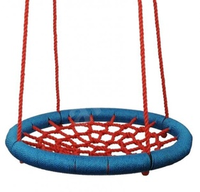 Woodyland Swing Ring Red/Blue 100cm