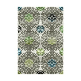 Kilimas Oriental Weavers Saga 161/AL 1-D, rudas/pilkas, 285x200 cm