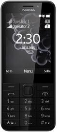 Nokia 230 Dual Dark Silver ENG